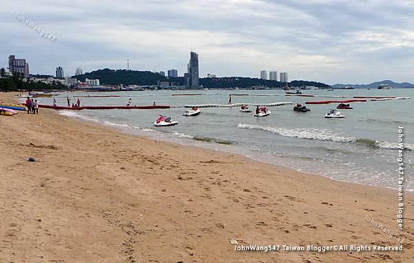 芭達雅Pattaya海灘一日遊