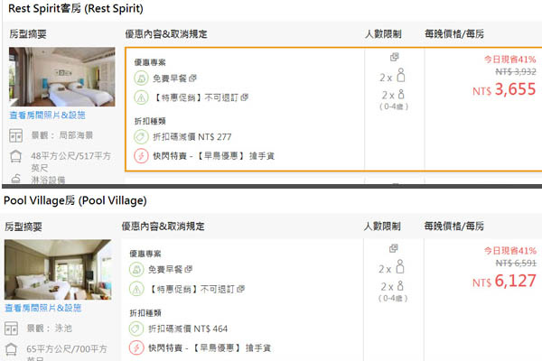 Rest Detail Hotel Hua Hin price