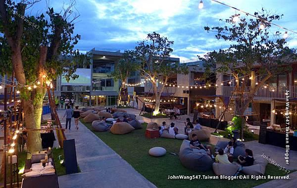 Seenspace Hua Hin Beach Market