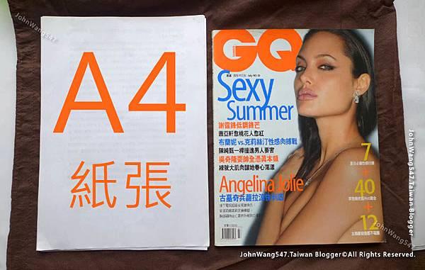 A4多大A4=長29.7公分X寬21公分