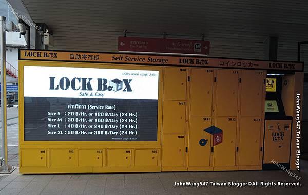Lock Box MRT Phetchaburi