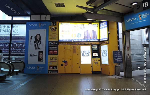 Lock Box BTS Asok MRT Sukhumvit