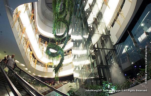 Emquartier forest mall bangkok