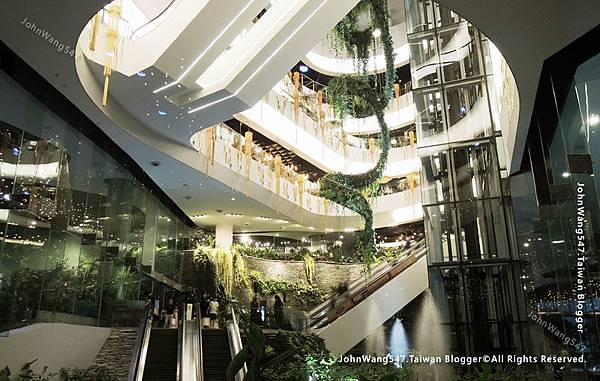 Emquartier Rain Forest Mall Bangkok