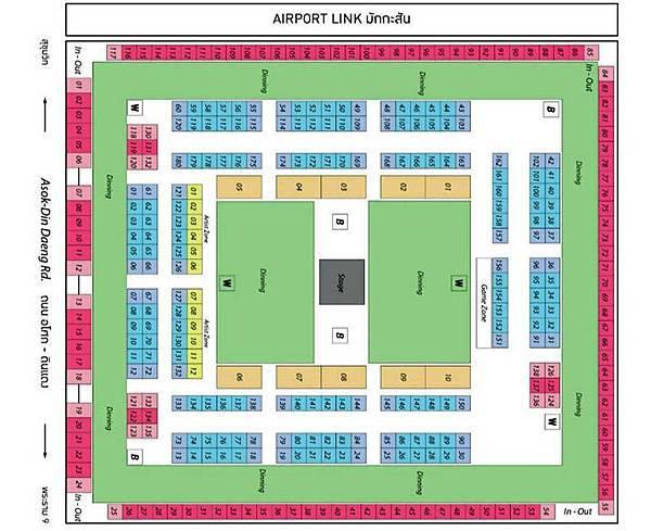Artbox thailand BKK2018 Makasan MAP