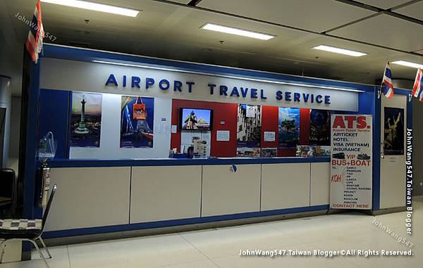 BKK Airport travel service