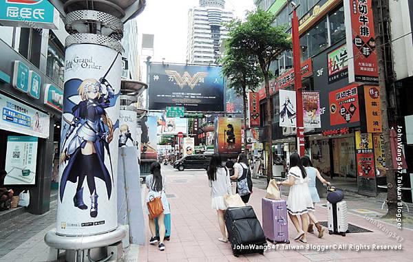 Choosing Hotel Taipei Ximen area2.jpg