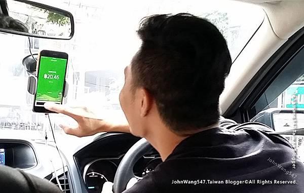 泰國叫車app