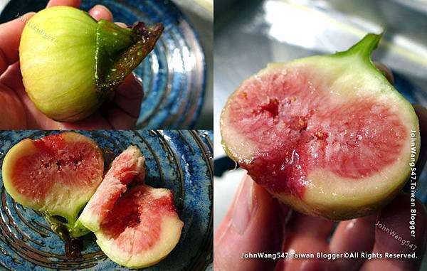 冷凍無花果Fig ICe cream