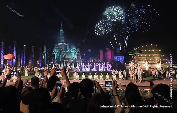 Sukhothai Loy Krathong Festival1