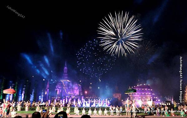 Sukhothai Loy Krathong Festival2