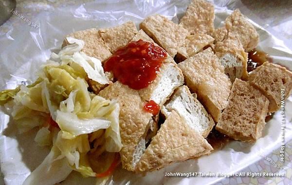 台北必吃美食阿泉臭豆腐