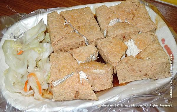 台北必吃美食阿泉臭豆腐2