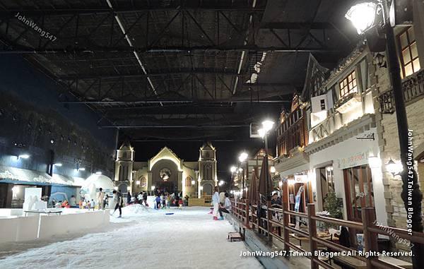 Snow Town Gateway Ekamai Bangkok