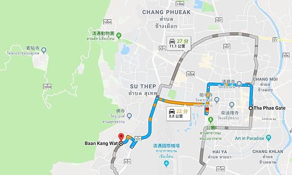 Baan Kang Wat MAP