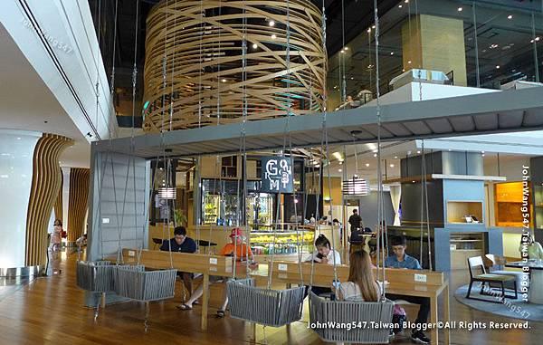 Novotel Siam Square Gourmet Bar restaurant.jpg