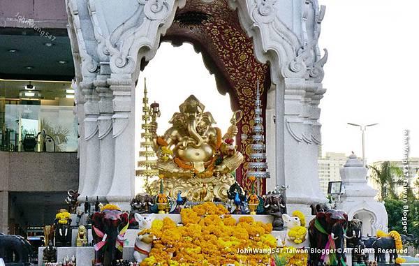 Ganesha Central world Bangkok