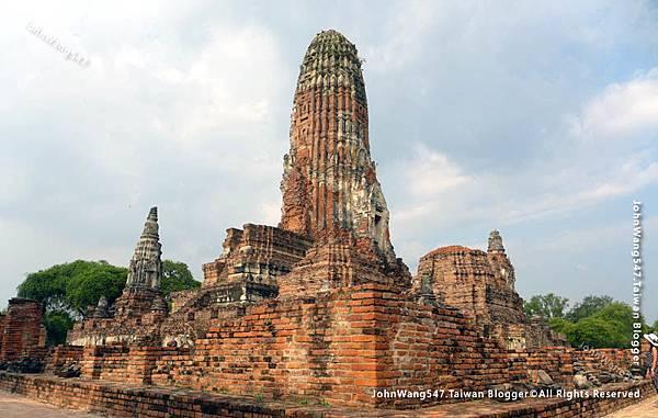 Ayutthaya大城Ayothaya
