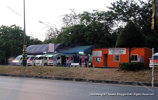 Ayutthaya Mini Van to BTS mochit.jpg
