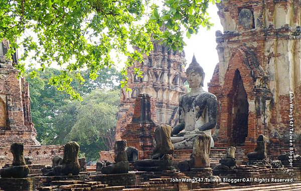 Wat Mahathat(瑪哈泰寺)