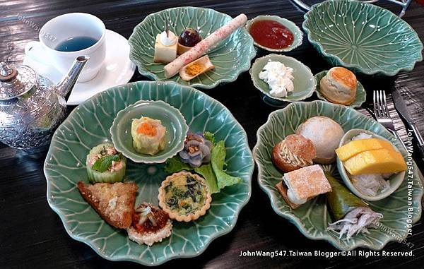Erawan Tea Room Bangkok afternnon Tea set.jpg