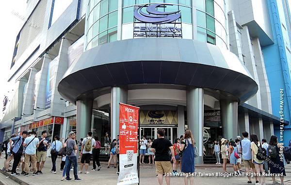 Ayutthaya泰國大城一日遊Century Mall.jpg