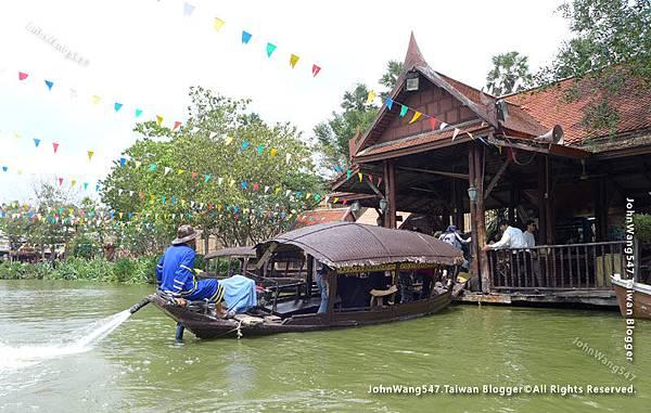 Ayutthaya泰國大城一日遊大城水上市場3.jpg