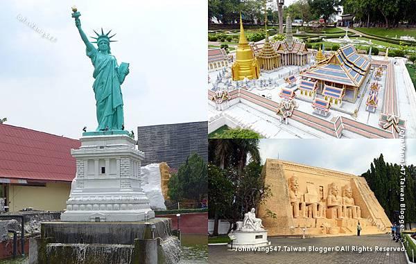 Mini Siam Pattaya環遊世界小人國