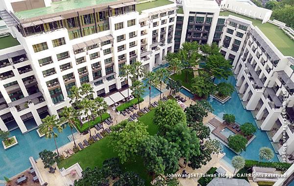 曼谷親子旅遊選飯店Siam Kempinski Hotel