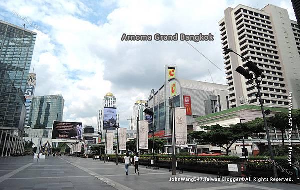 曼谷親子旅遊選飯店Arnoma Grand Bangkok Hotel