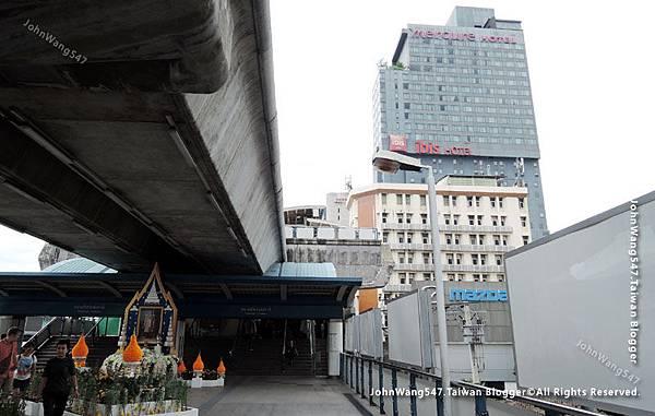 曼谷親子旅遊選飯店Mercure Bangkok Ibis Siam Hotel