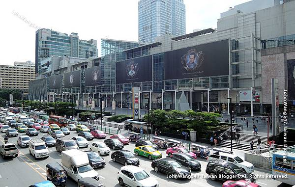 曼谷親子百貨Chit Lom Central World