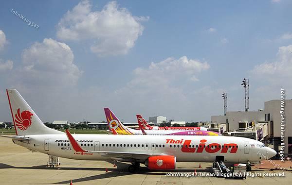 Thai Lion Air泰國獅子航空(獅航)