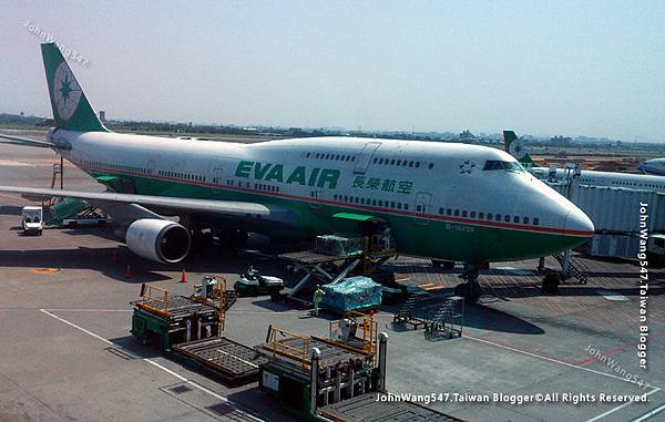 長榮航空(EVA Airways)