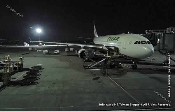 長榮航空飛曼谷