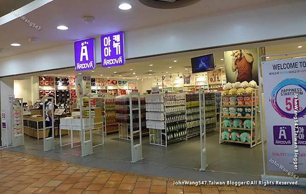 Arcova Korea Bangkok MBK