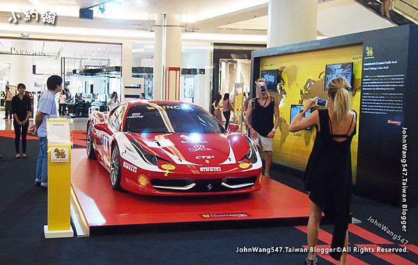 Siam Paragon Bangkok Car show.jpg