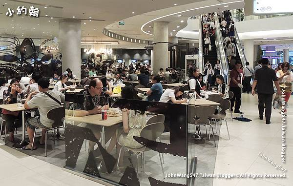 Siam Paragon food court