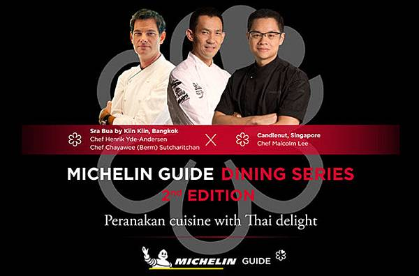 Thailand MICHELIN Guide Dining Series