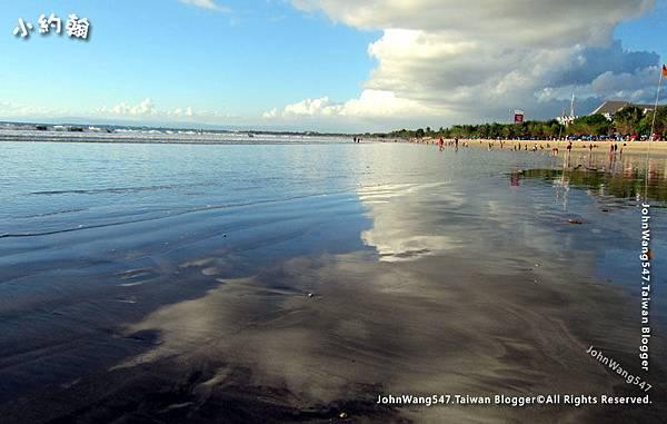 Bali峇里島kuta beach庫塔海灘