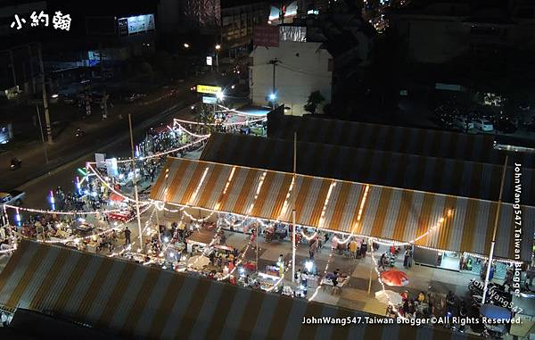 Night market near Maya ChiangMai