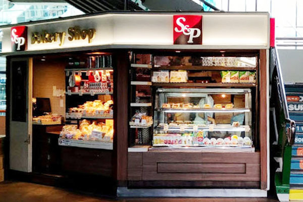 S&P Bakery Asok