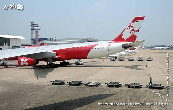 AirAsia亞航台北直飛清邁