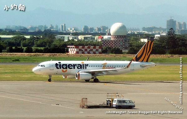 TigerAir虎航麻疹群聚感染