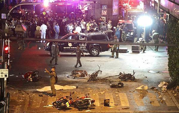 2015泰國曼谷四面佛廣場爆炸
