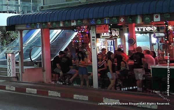 泰國酒吧敲詐色情文化