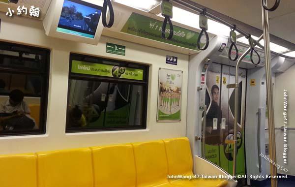BTS Bangkok曼谷捷運車廂.jpg