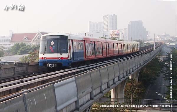 BTS Bangkok Mass Transit System