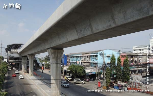 BTS Bangkok Overpass