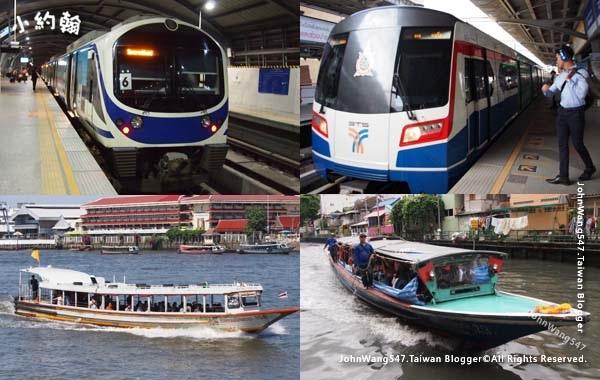 泰國曼谷大眾捷運系統